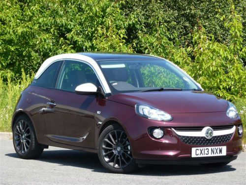 Opel Adam I 2014 - now Hatchback 3 door #8