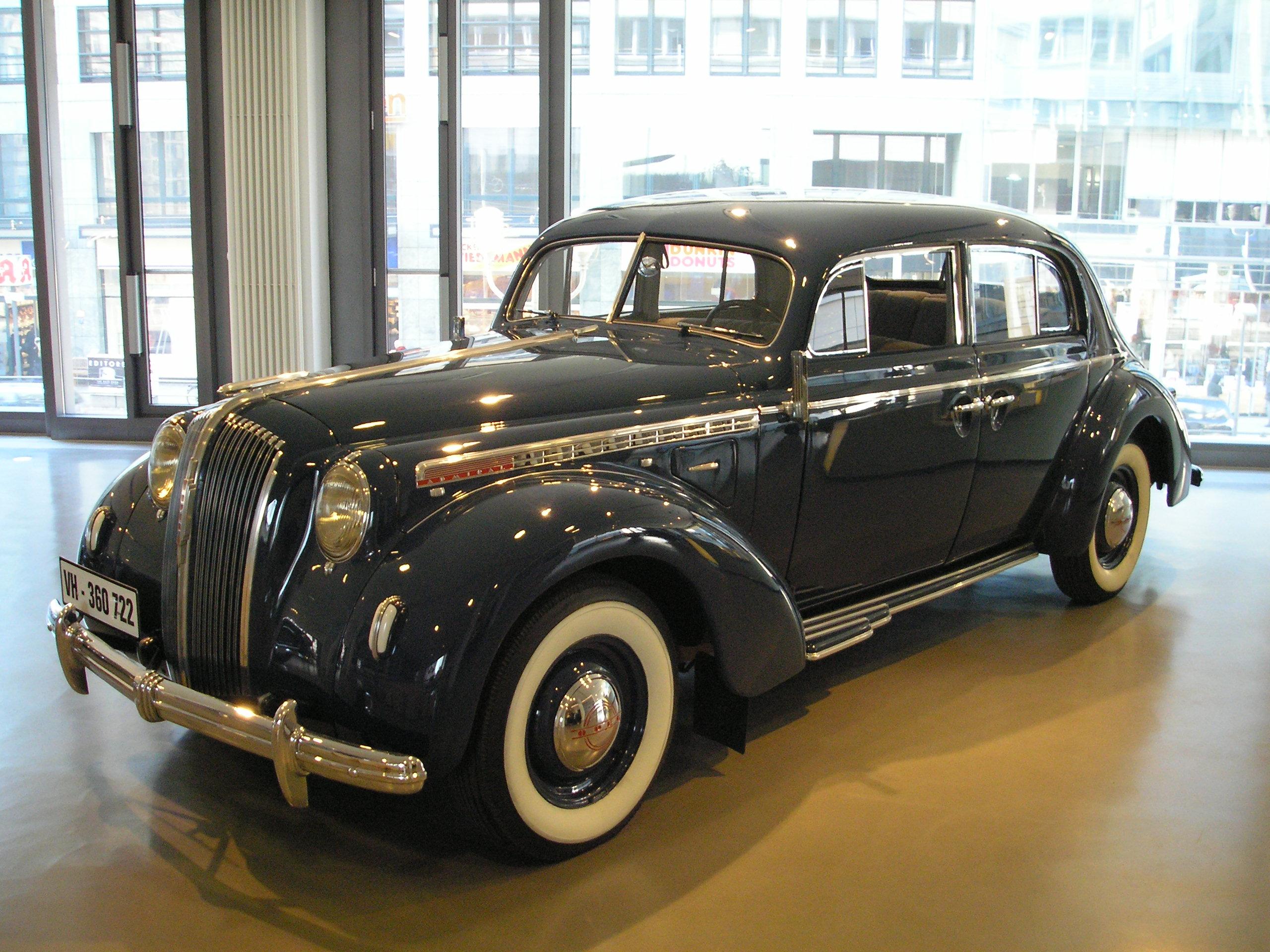 Opel Admiral '37 1937 - 1939 Sedan #3