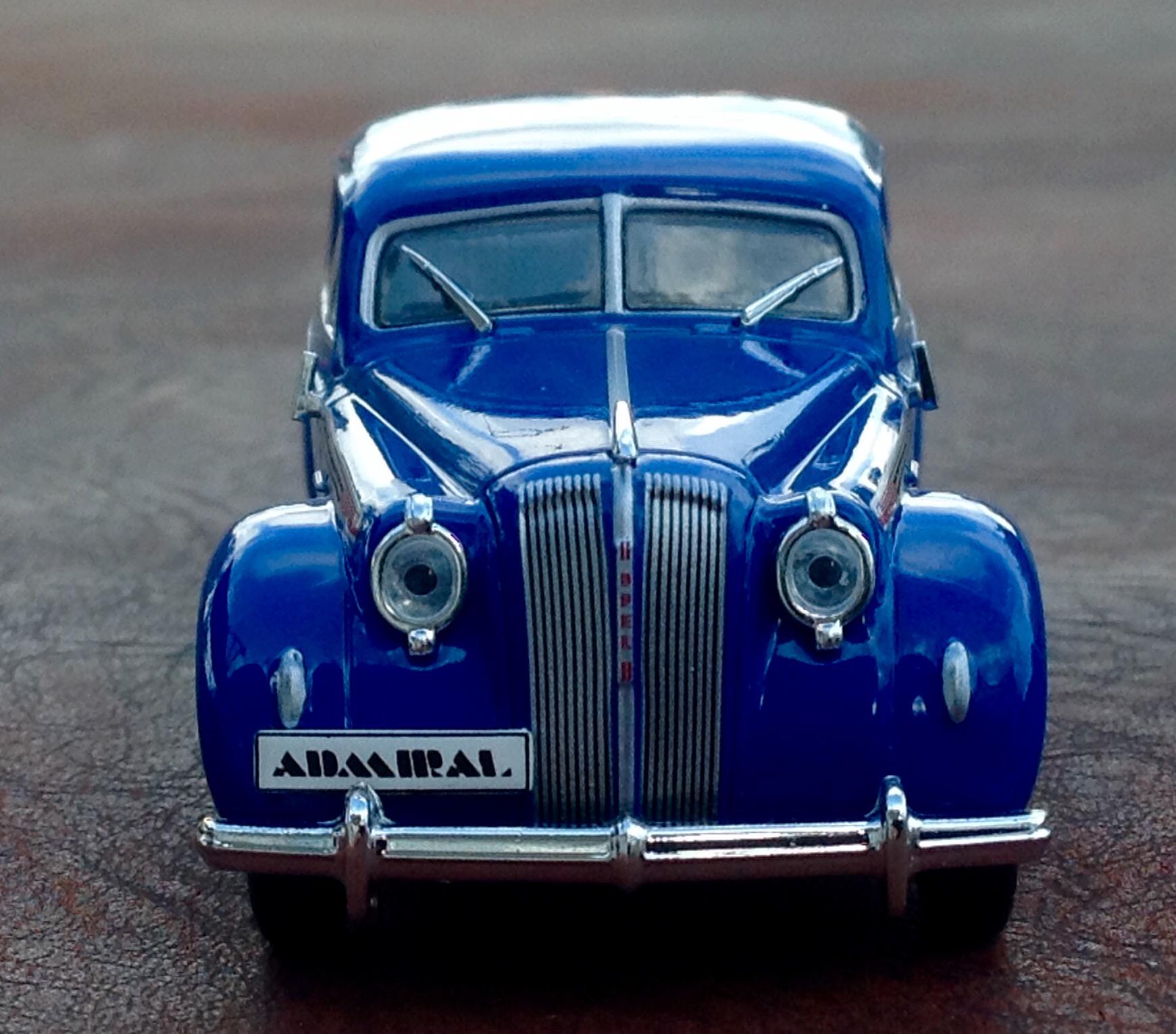 Opel Admiral '37 1937 - 1939 Sedan #6