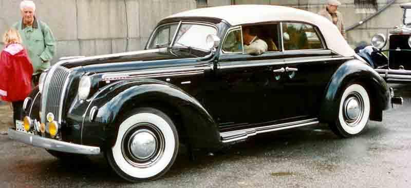Opel Admiral '37 1937 - 1939 Sedan #8