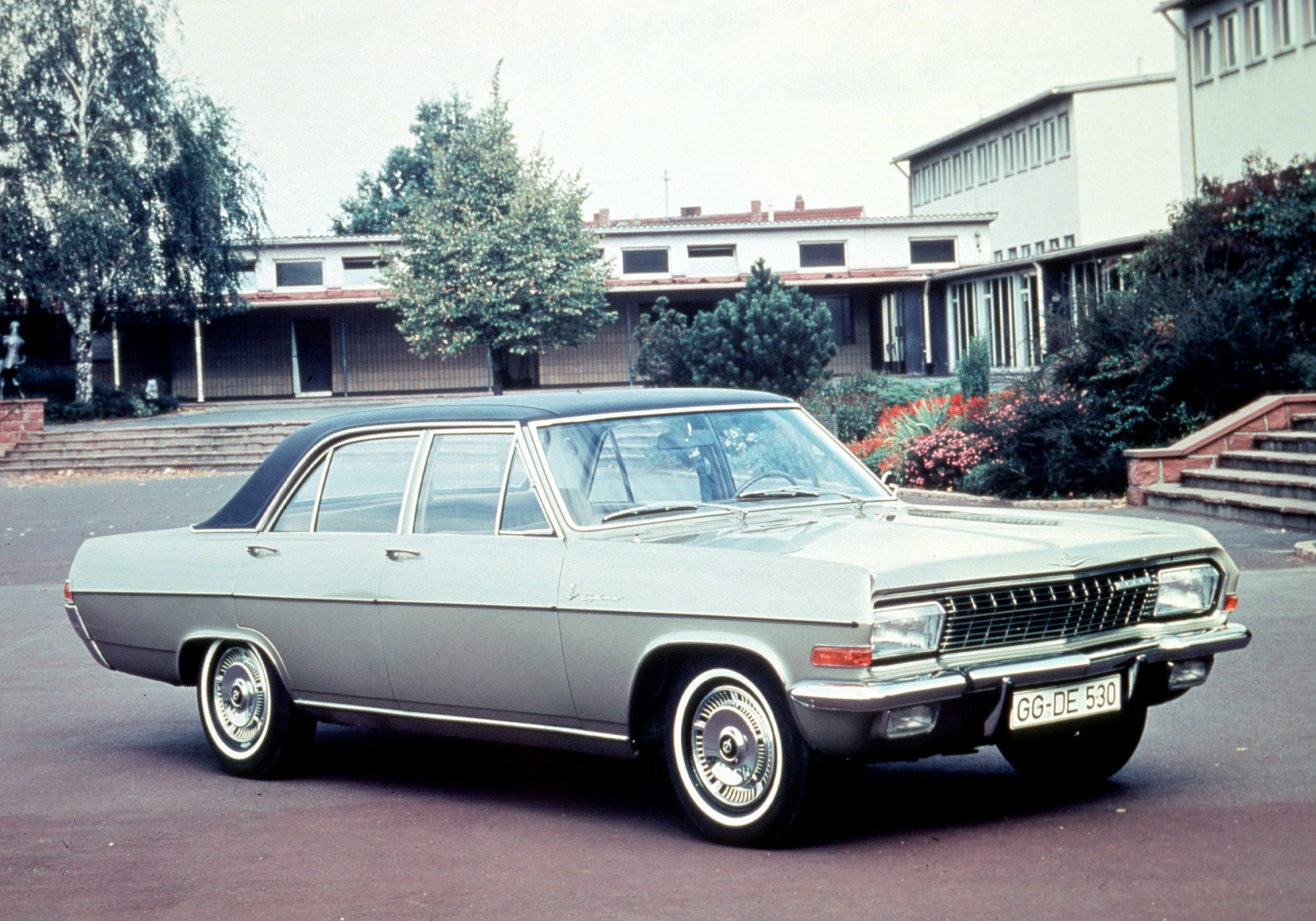Opel Diplomat A 1964 - 1968 Coupe #4