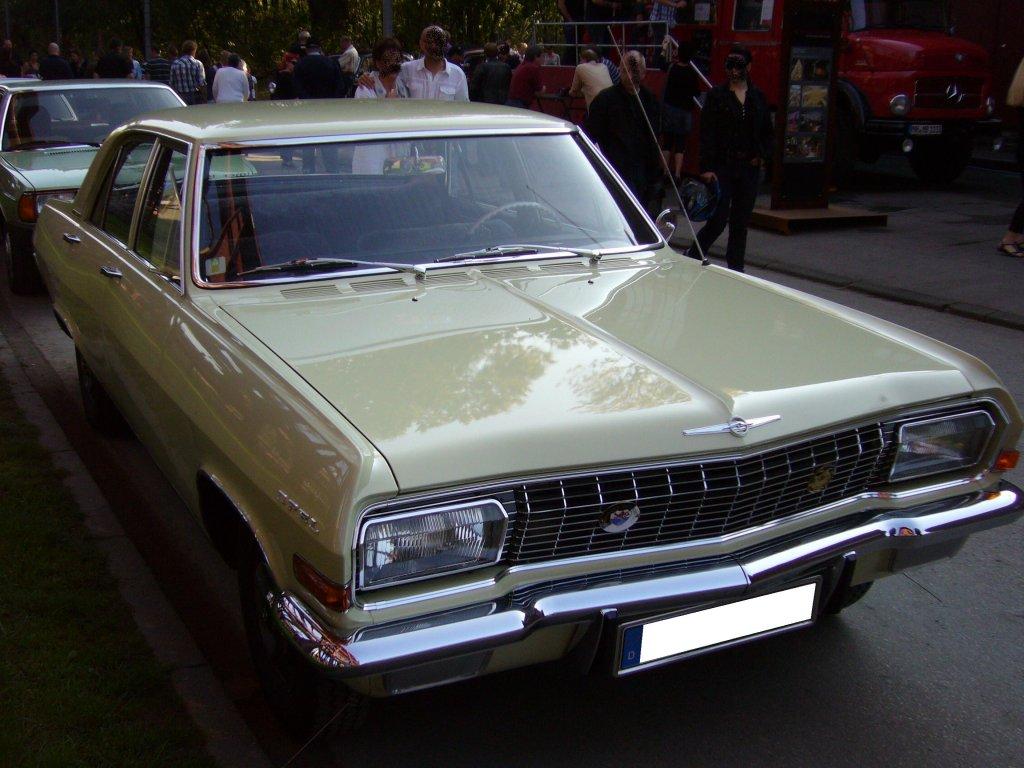 Opel Admiral A 1964 - 1968 Sedan #8