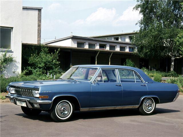 Opel Diplomat A 1964 - 1968 Coupe #3