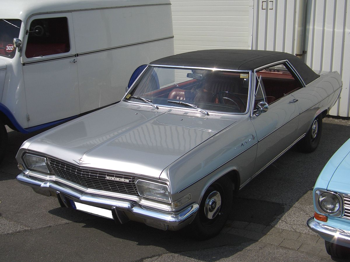Opel Diplomat A 1964 - 1968 Coupe #8