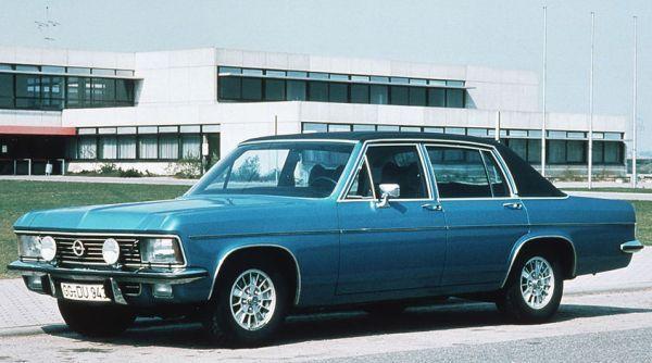 Opel Admiral B 1969 - 1978 Sedan #3