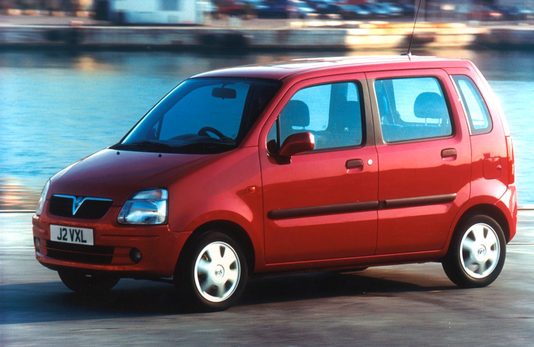 Opel Agila A 2000 - 2004 Microvan #2