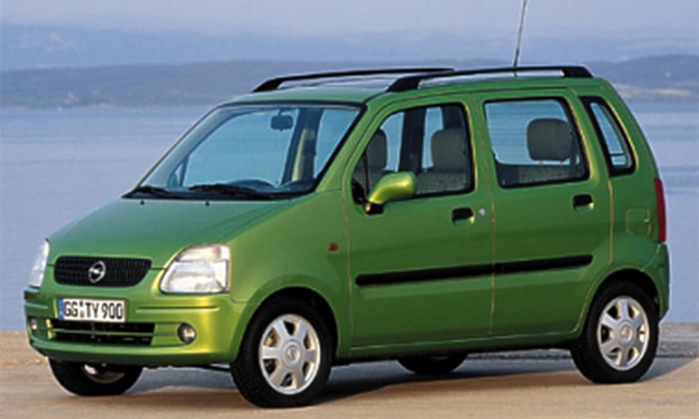 Opel Agila A 2000 - 2004 Microvan #8
