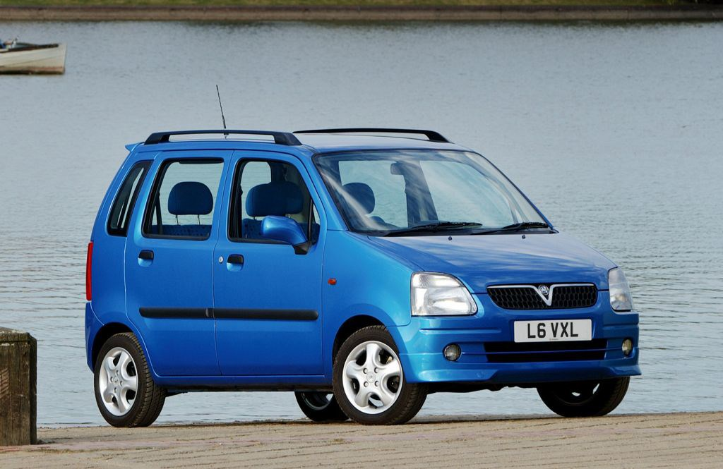 Opel Agila A 2000 - 2004 Microvan #4