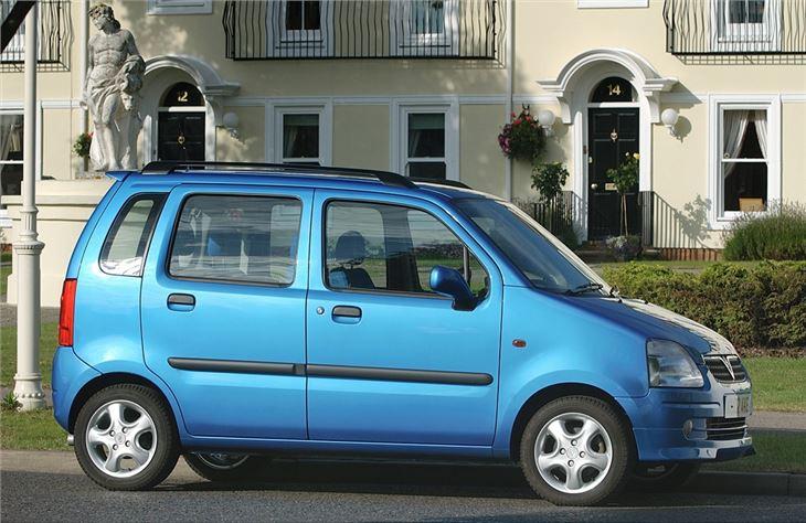 Opel Agila A 2000 - 2004 Microvan #7