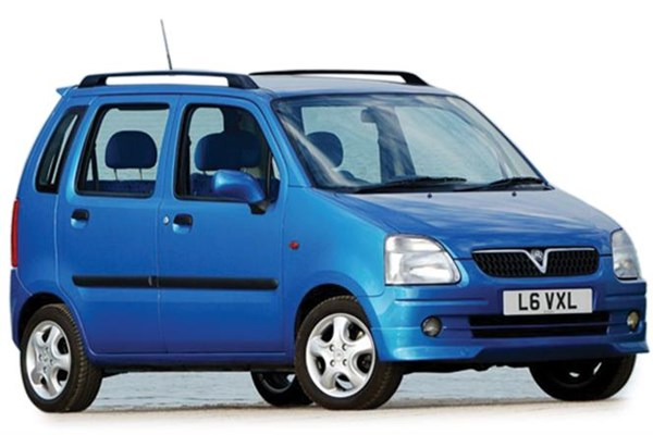 Opel Agila A 2000 - 2004 Microvan #5