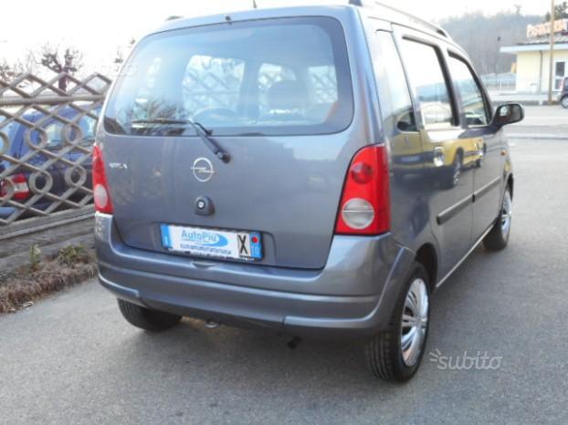 Opel Agila A Restyling 2004 - 2007 Microvan #3