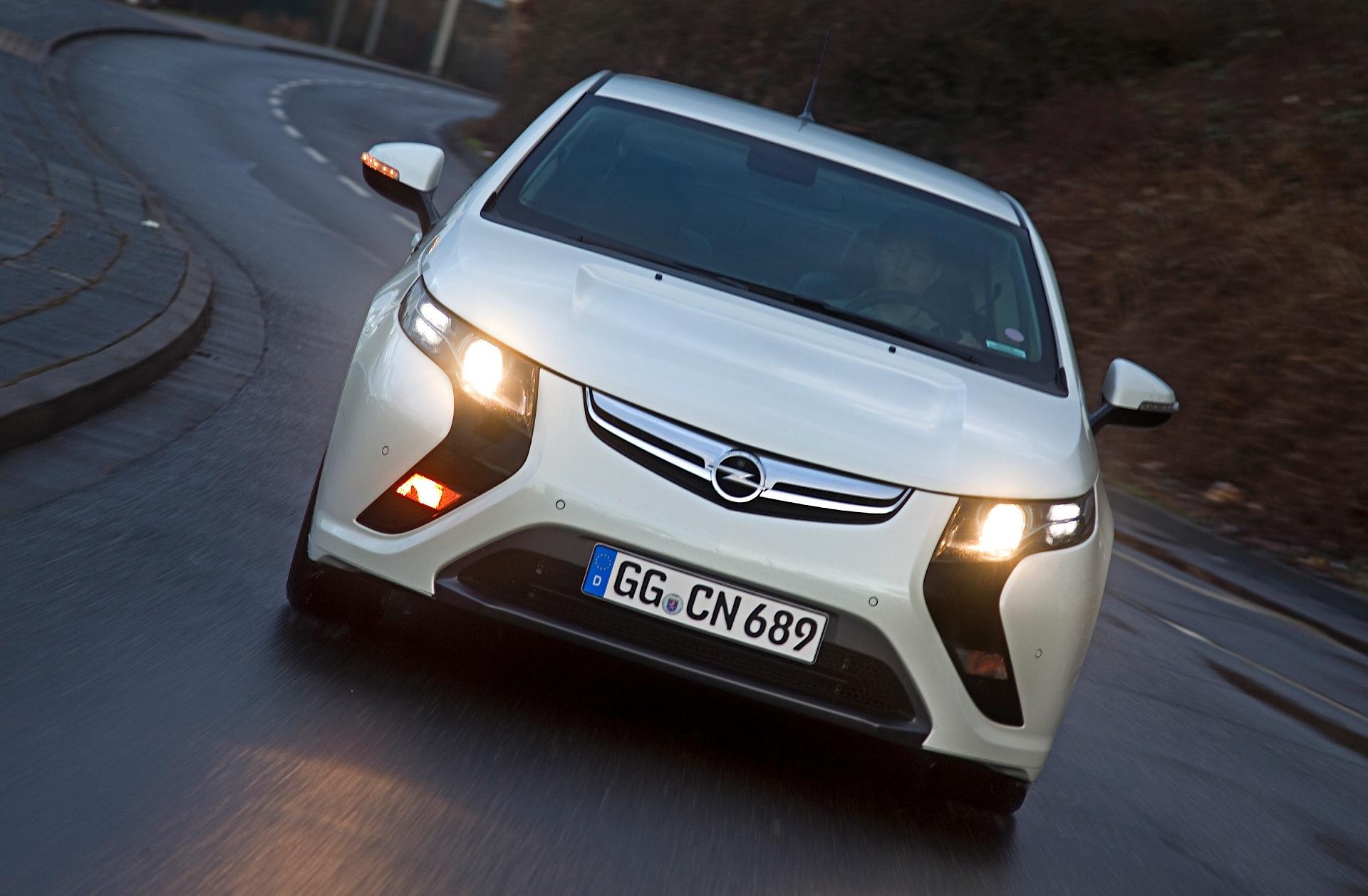 Opel Ampera I 2011 - 2015 Hatchback 5 door #3