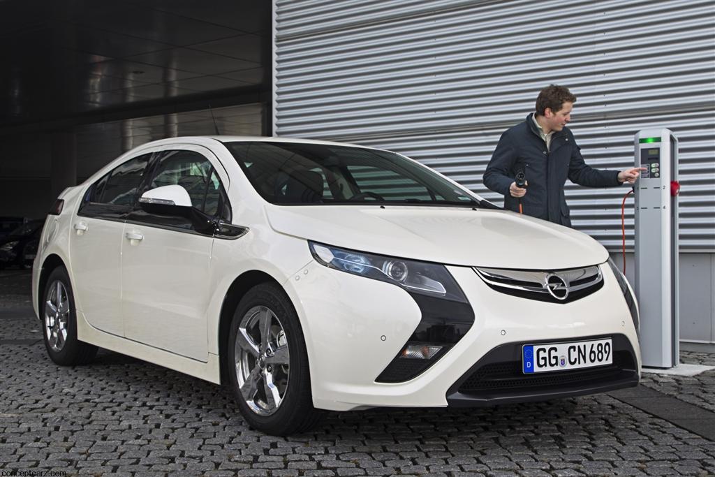 Opel Ampera I 2011 - 2015 Hatchback 5 door #8