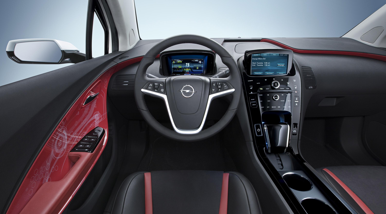 Opel Ampera I 2011 - 2015 Hatchback 5 door #6