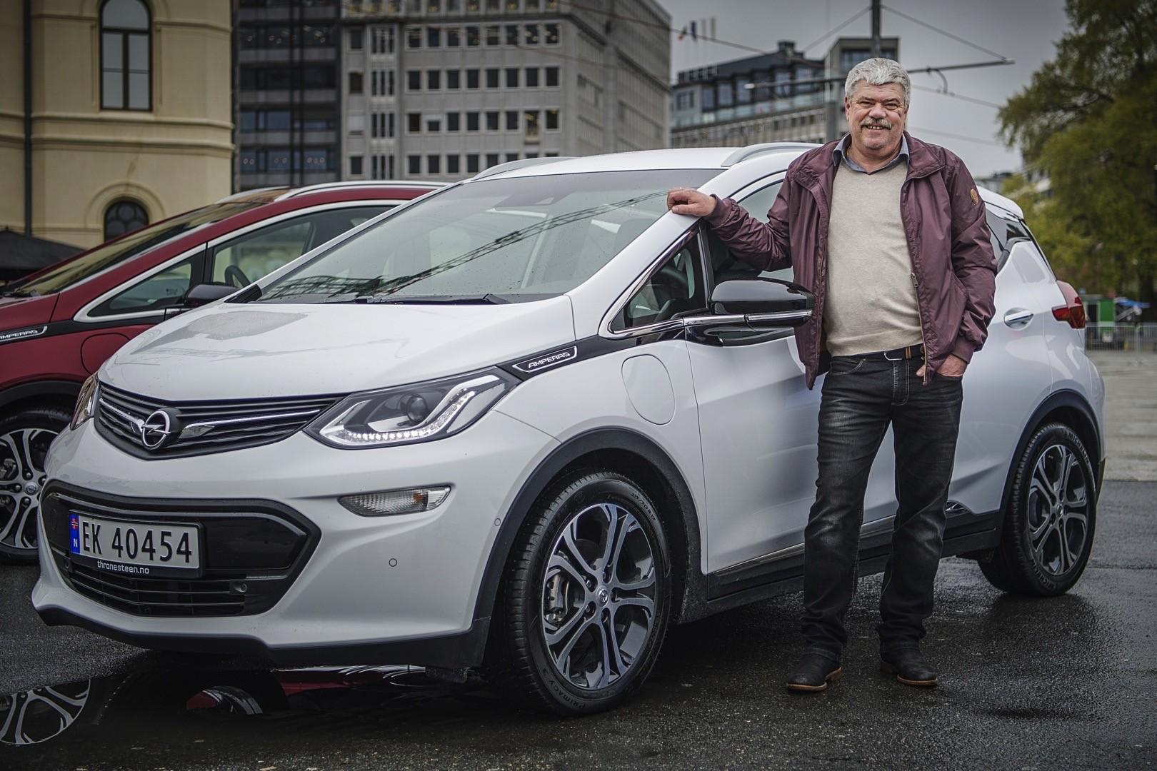 Opel Ampera II 2017 - now Hatchback 5 door #1