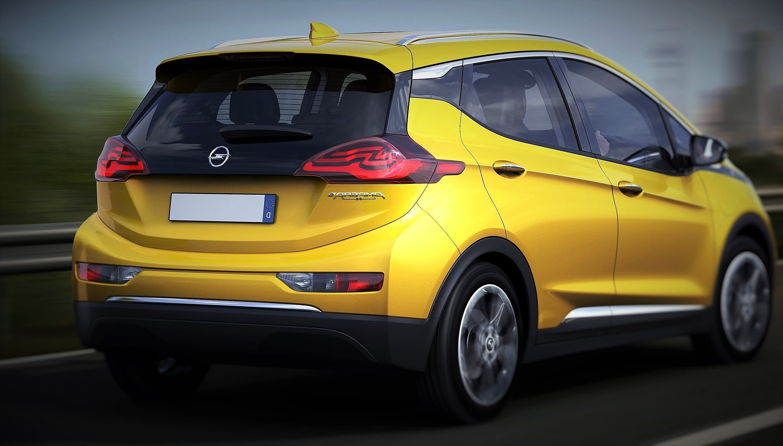 Opel Ampera II 2017 - now Hatchback 5 door #5