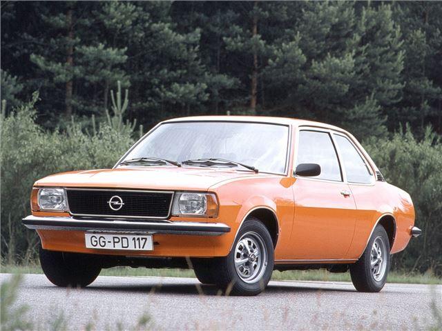 Opel Ascona A 1970 - 1975 Sedan #2