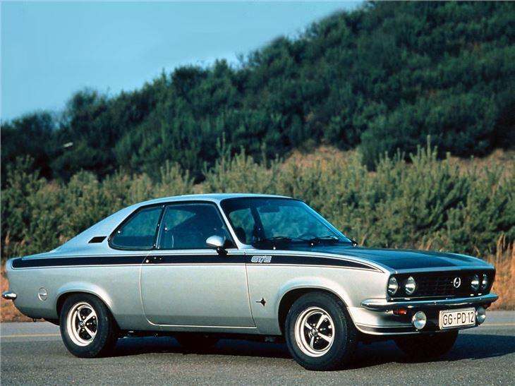 Opel Manta A 1970 - 1975 Coupe #7
