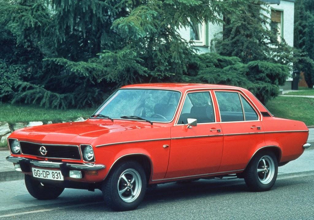 Opel Ascona A 1970 - 1975 Sedan #6