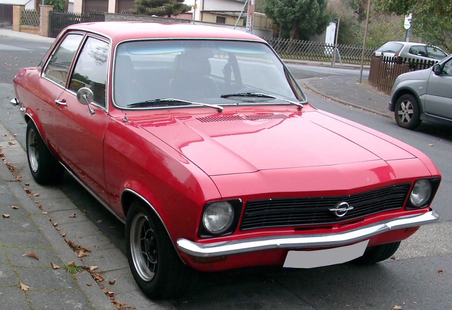 Opel Ascona A 1970 - 1975 Sedan #1