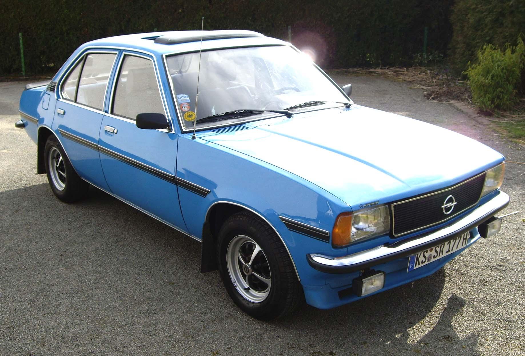 Opel Ascona A 1970 - 1975 Station wagon 3 door #6