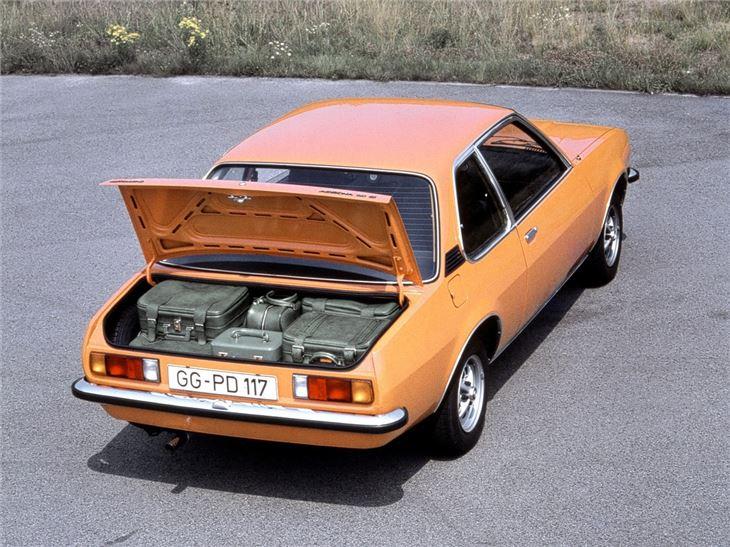 Opel Ascona B 1975 - 1981 Sedan #1