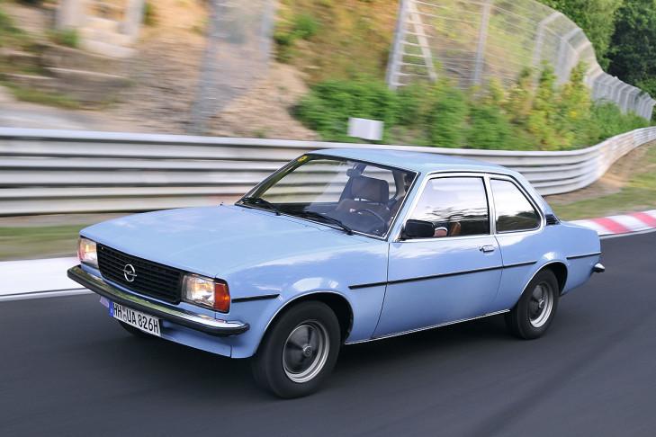 Opel Ascona B 1975 - 1981 Sedan #2
