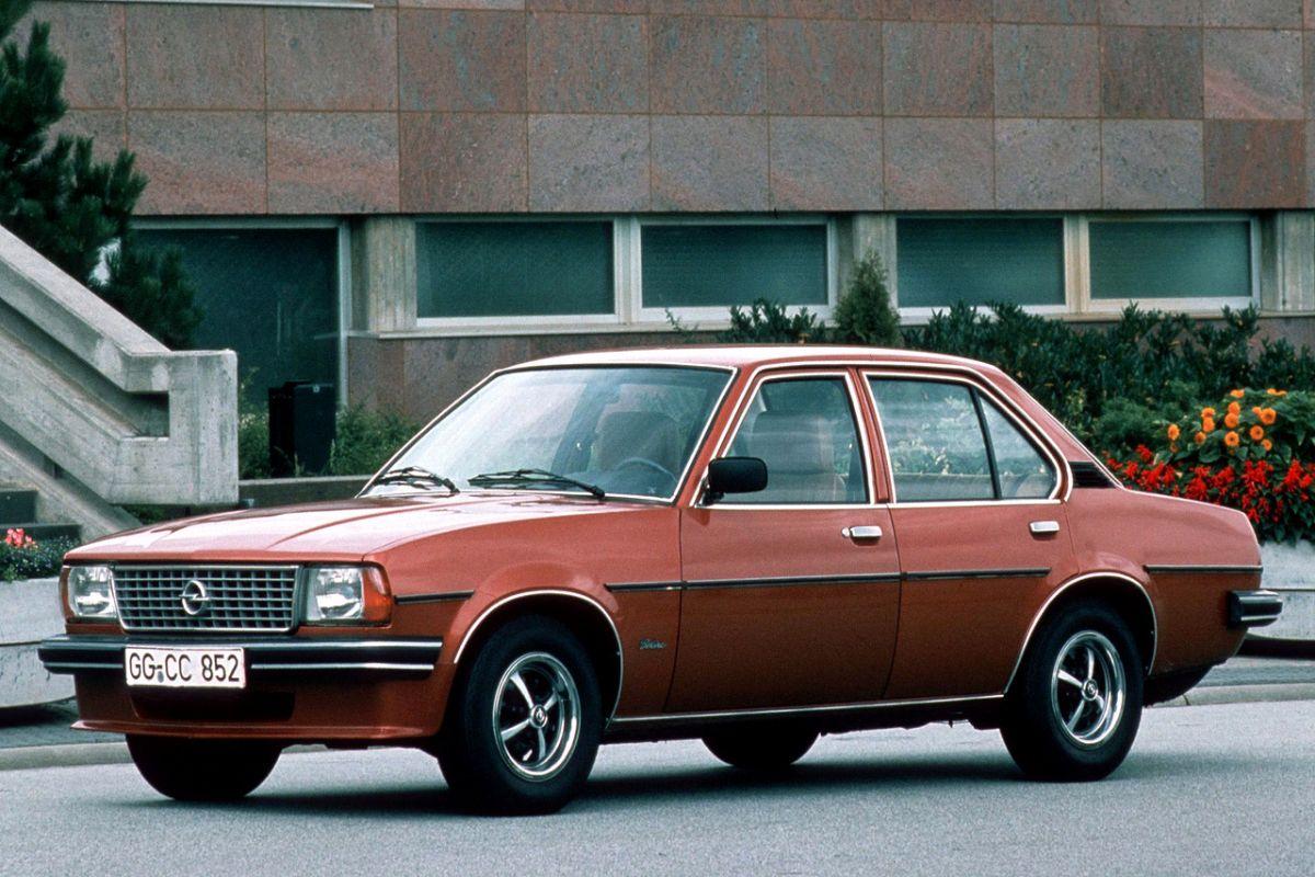 Opel Ascona B 1975 - 1981 Sedan #6