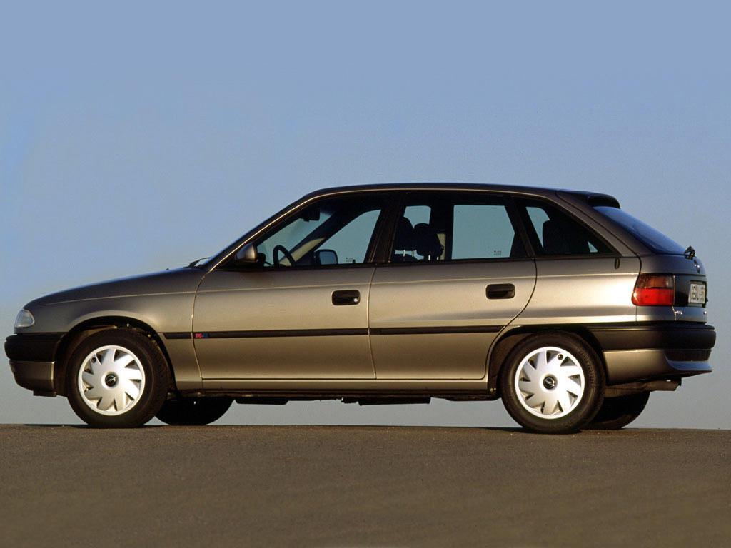 Opel Astra F 1991 - 2000 Cabriolet #4