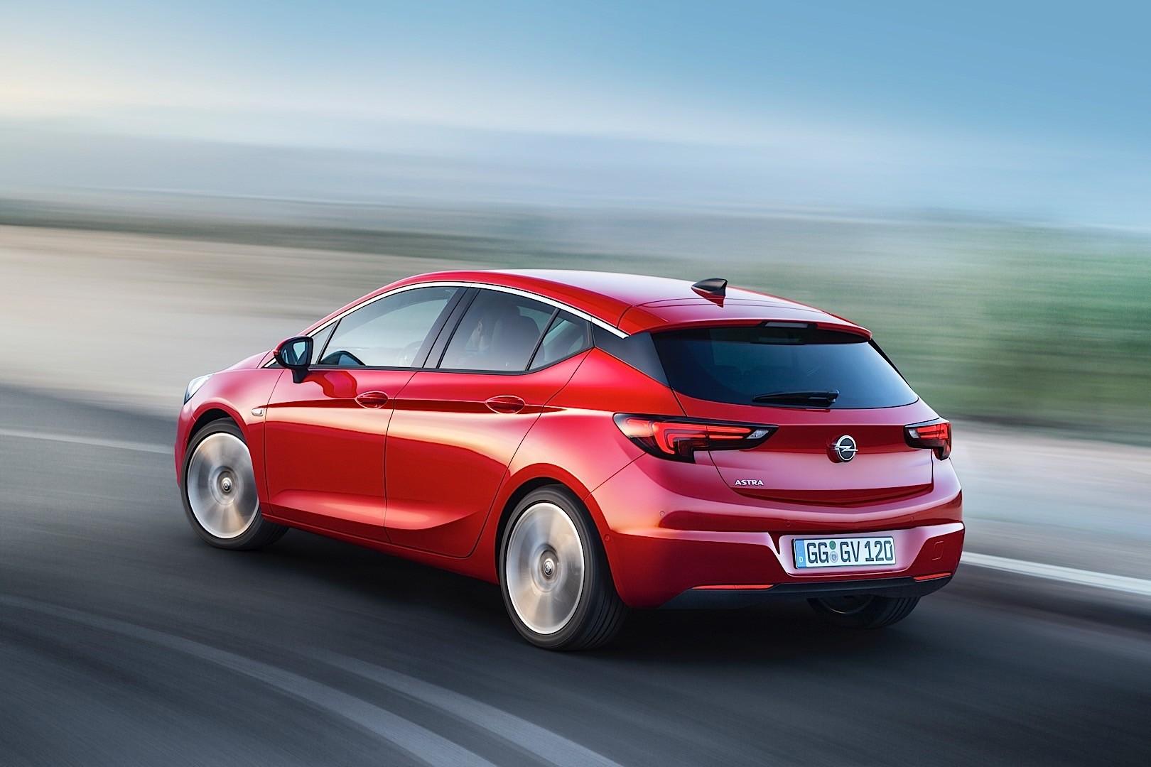 Opel Astra K 2015 - now Hatchback 5 door #3