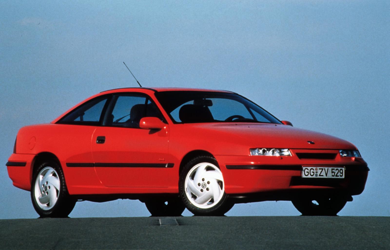 Opel Calibra 1989 - 1997 Coupe #4