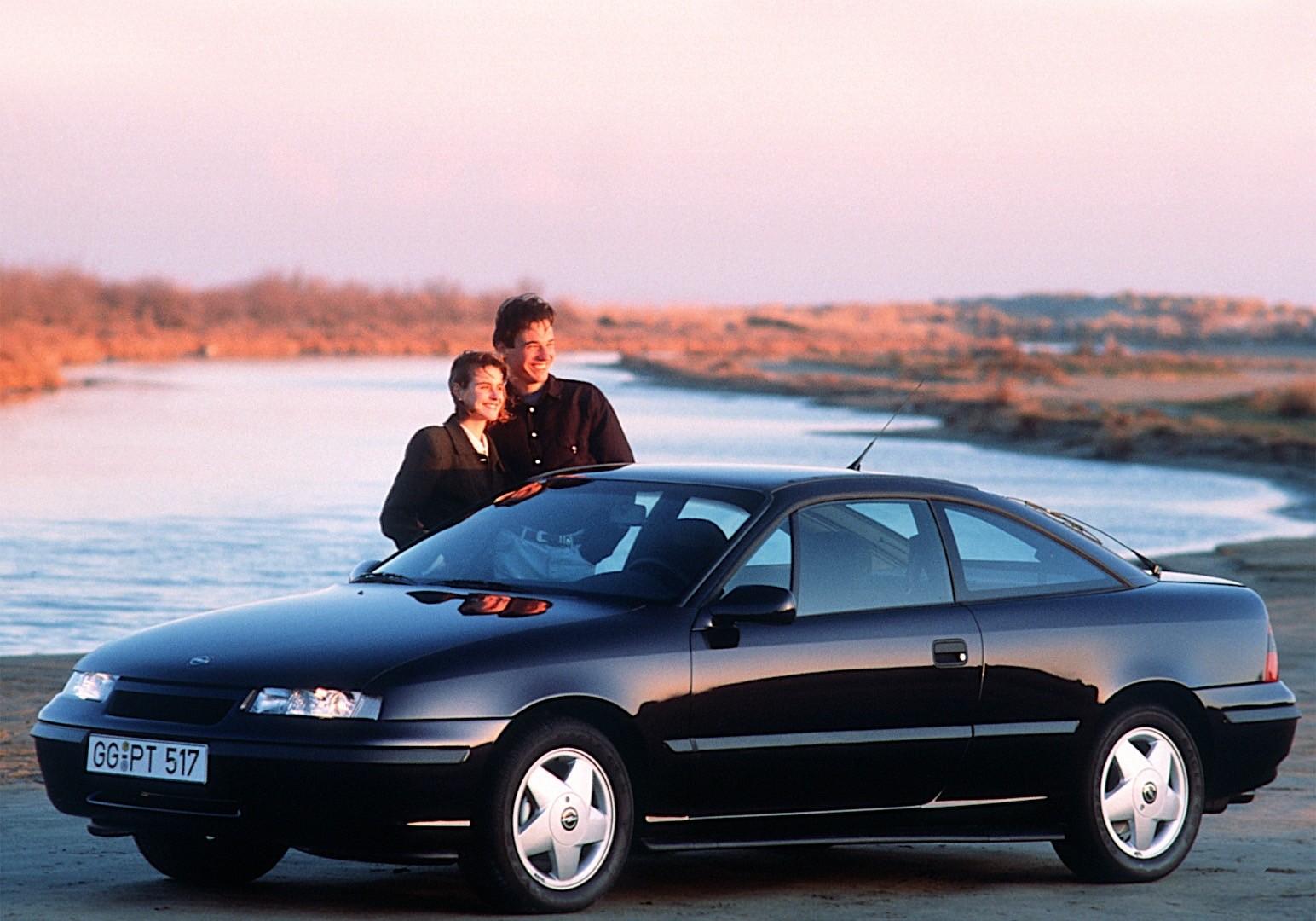 Opel Calibra 1989 - 1997 Coupe #5