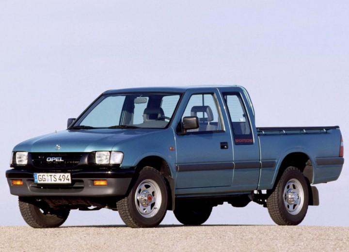 Opel Campo 1991 - 2000 Pickup #7