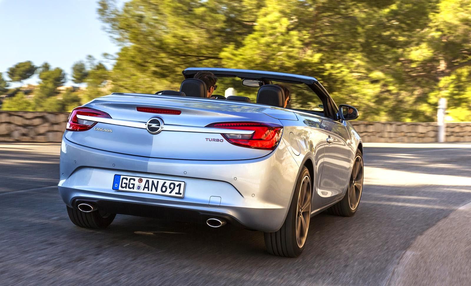 Opel Cascada 2013 - now Cabriolet #6