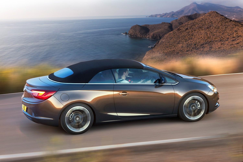 Opel Cascada 2013 - now Cabriolet #3