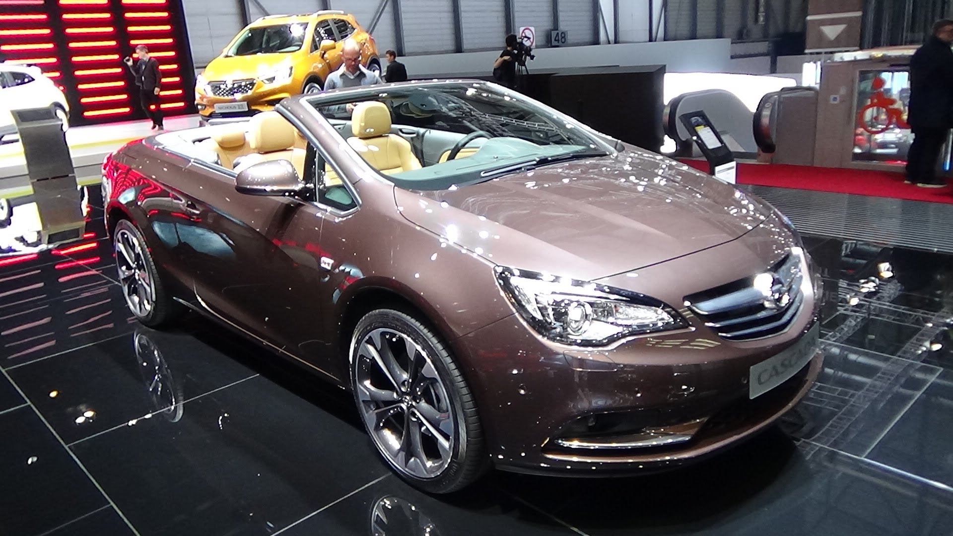 Opel Cascada 2013 - now Cabriolet #7
