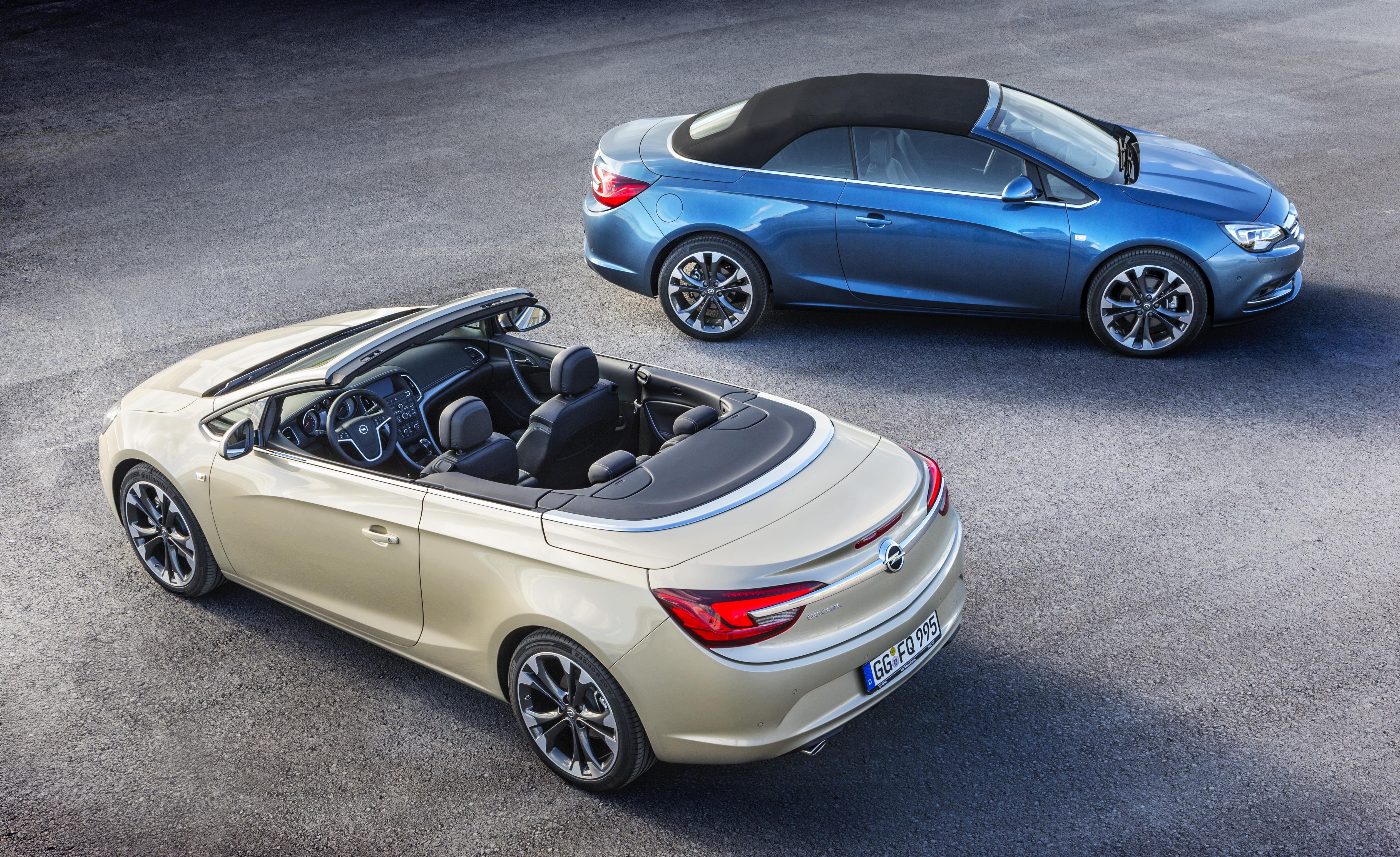 Opel Cascada 2013 - now Cabriolet #2