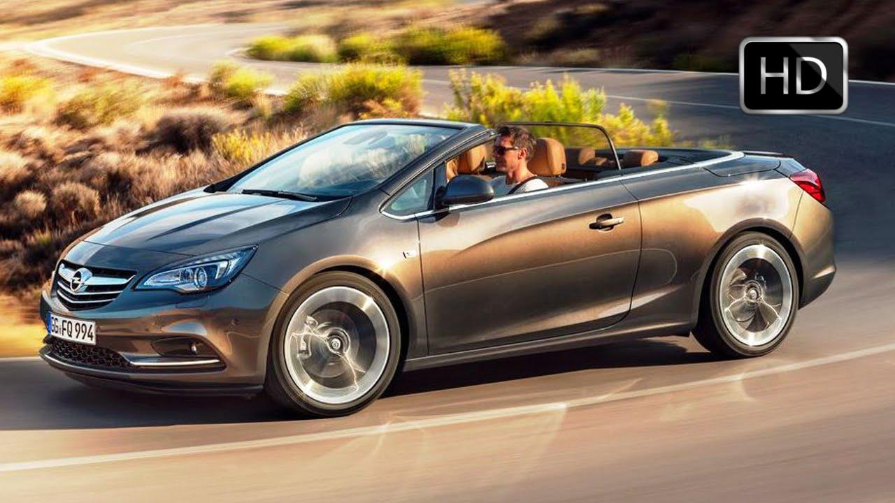 Opel Cascada 2013 - now Cabriolet #8