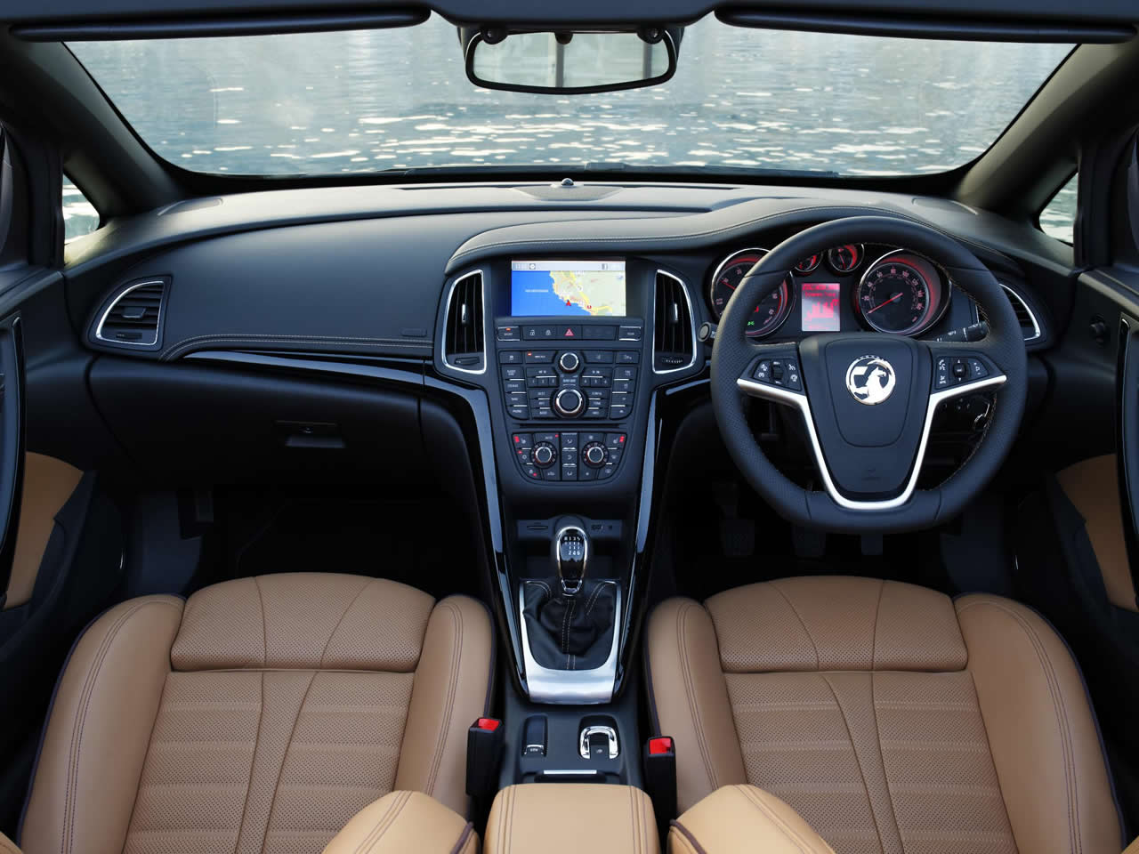 Opel Cascada 2013 - now Cabriolet #4