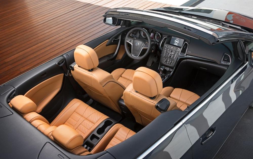 Opel Cascada 2013 - now Cabriolet #5
