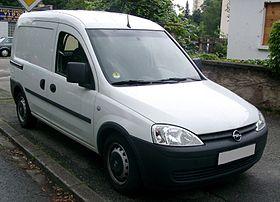 Opel Combo C 2001 - 2003 Compact MPV #8