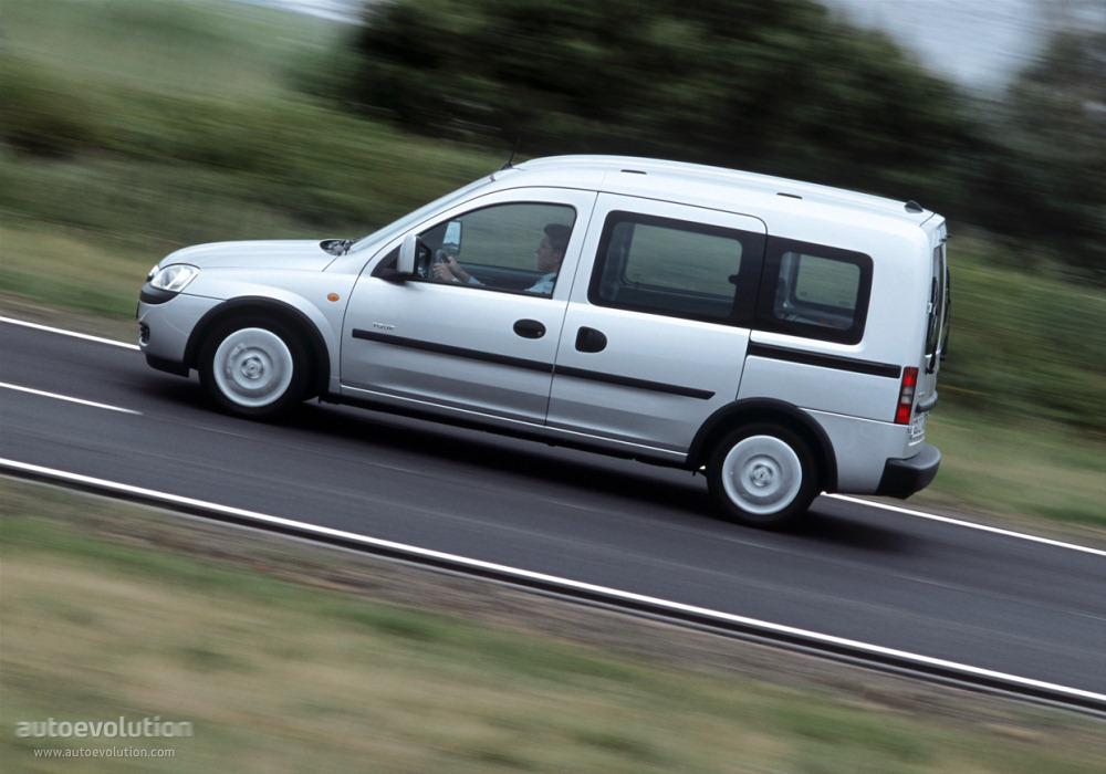 Opel Combo C 2001 - 2003 Compact MPV #2