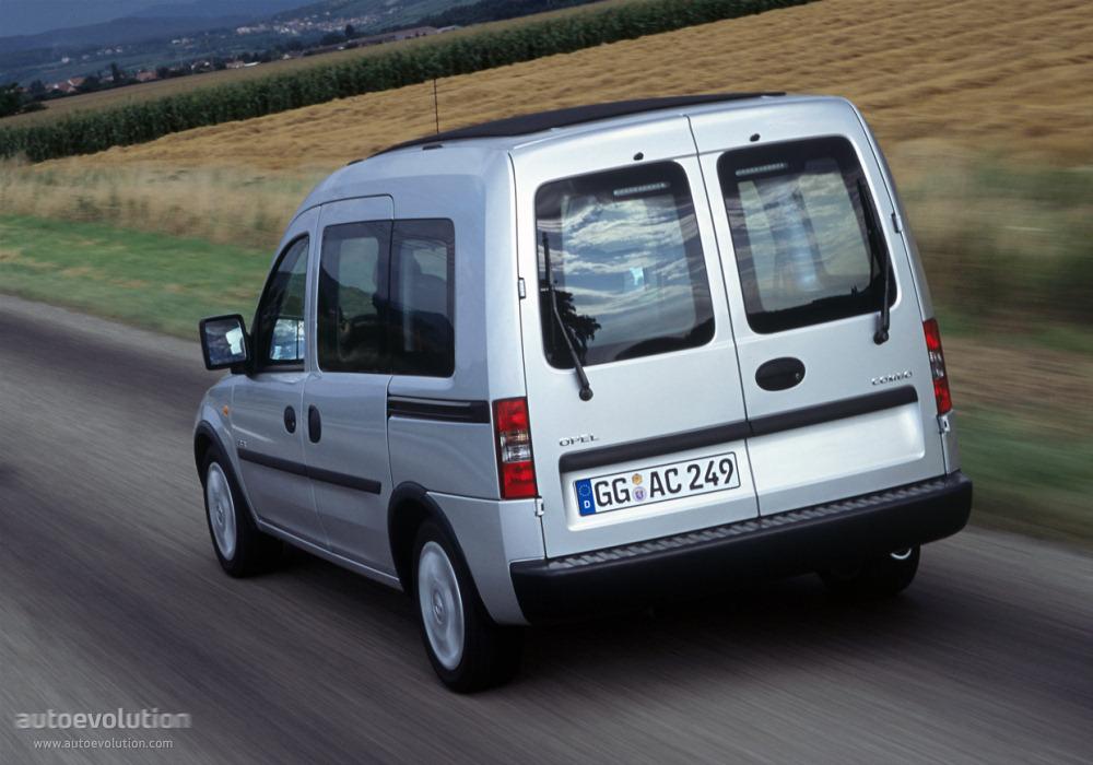 Opel Combo C 2001 - 2003 Compact MPV #1