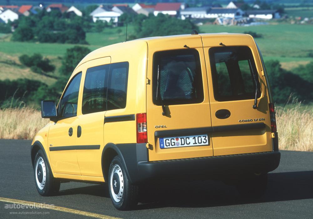 Opel Combo C 2001 - 2003 Compact MPV #4