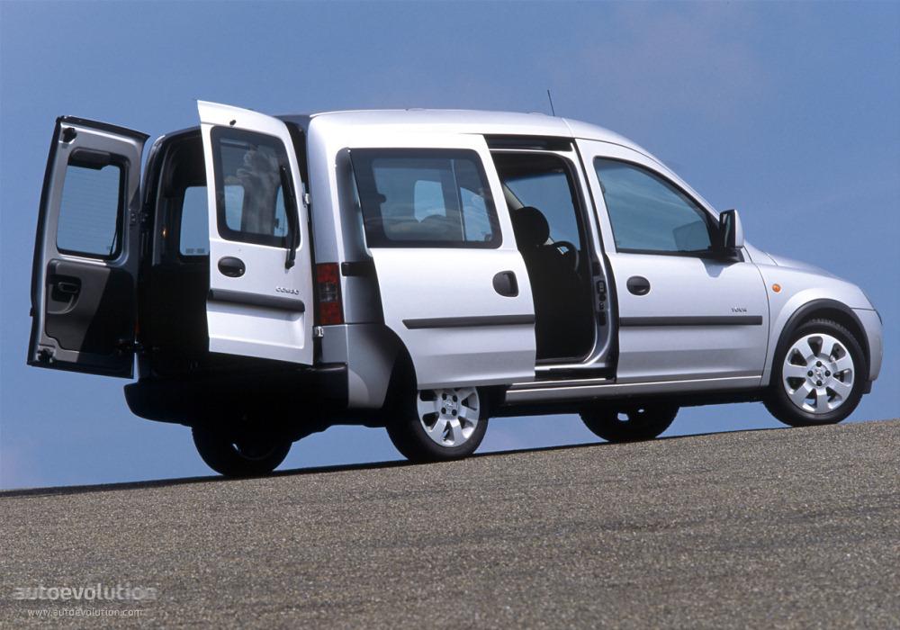 Opel Combo C Restyling 2003 - 2011 Compact MPV #5