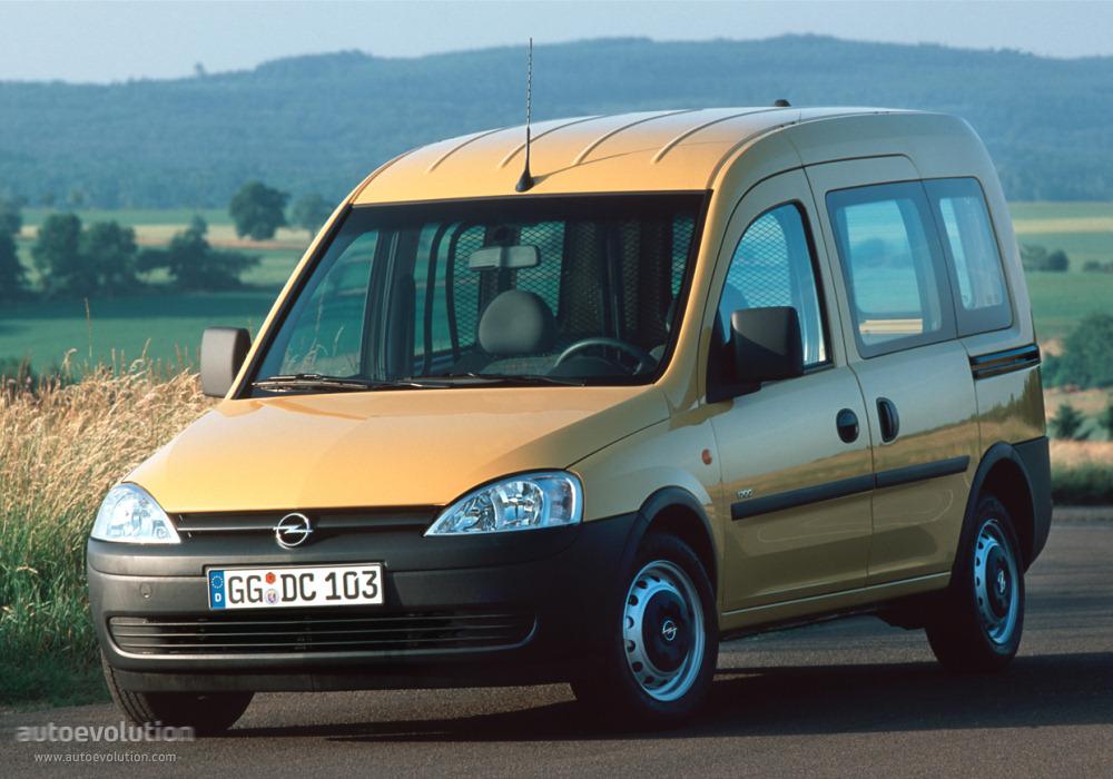 Opel Combo C 2001 - 2003 Compact MPV #3