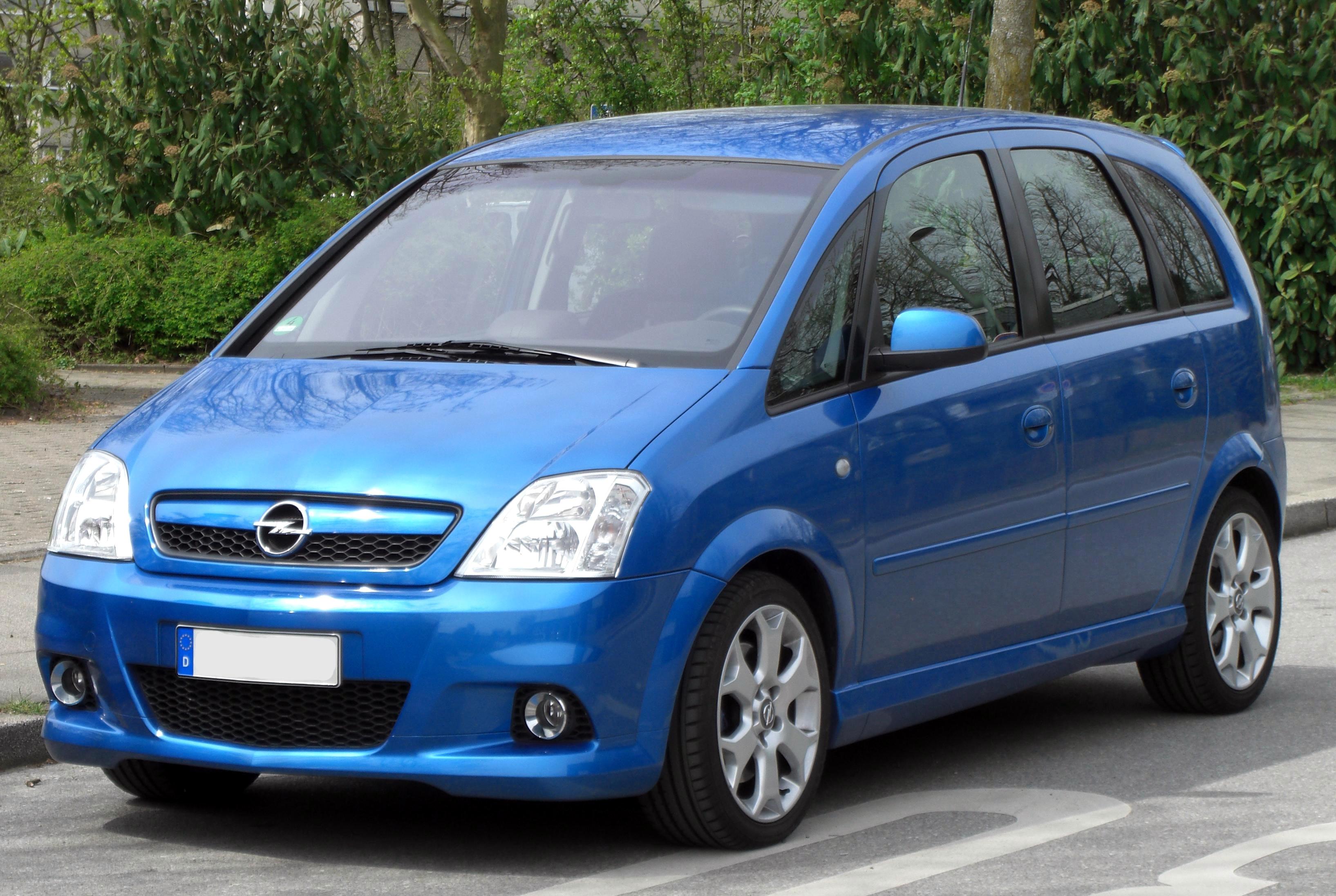 Opel Combo C Restyling 2003 - 2011 Compact MPV #2