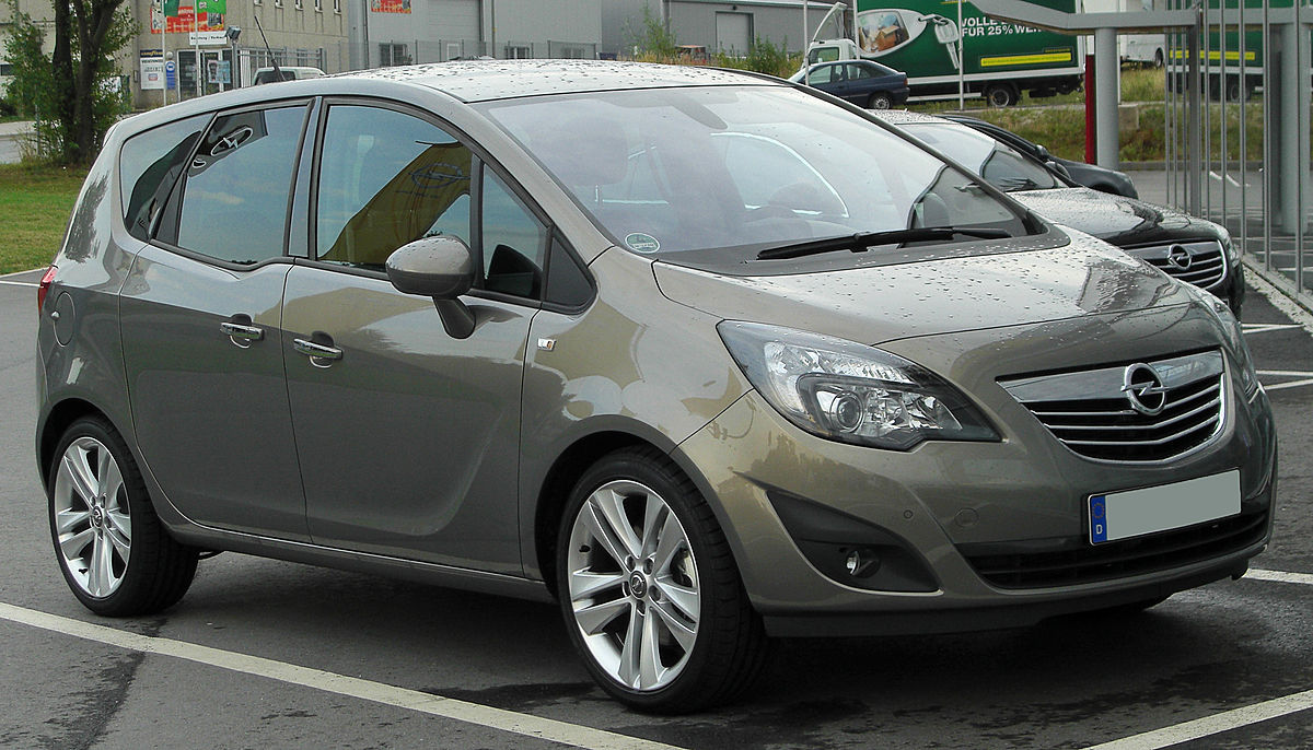 Opel Combo C Restyling 2003 - 2011 Compact MPV #7