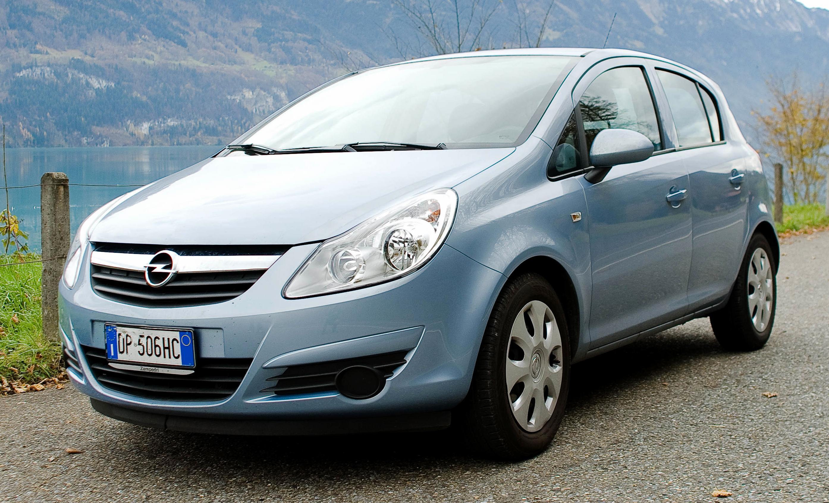Opel Combo C Restyling 2003 - 2011 Compact MPV #4