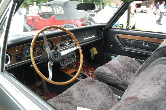 Opel Commodore A 1967 - 1971 Coupe #5